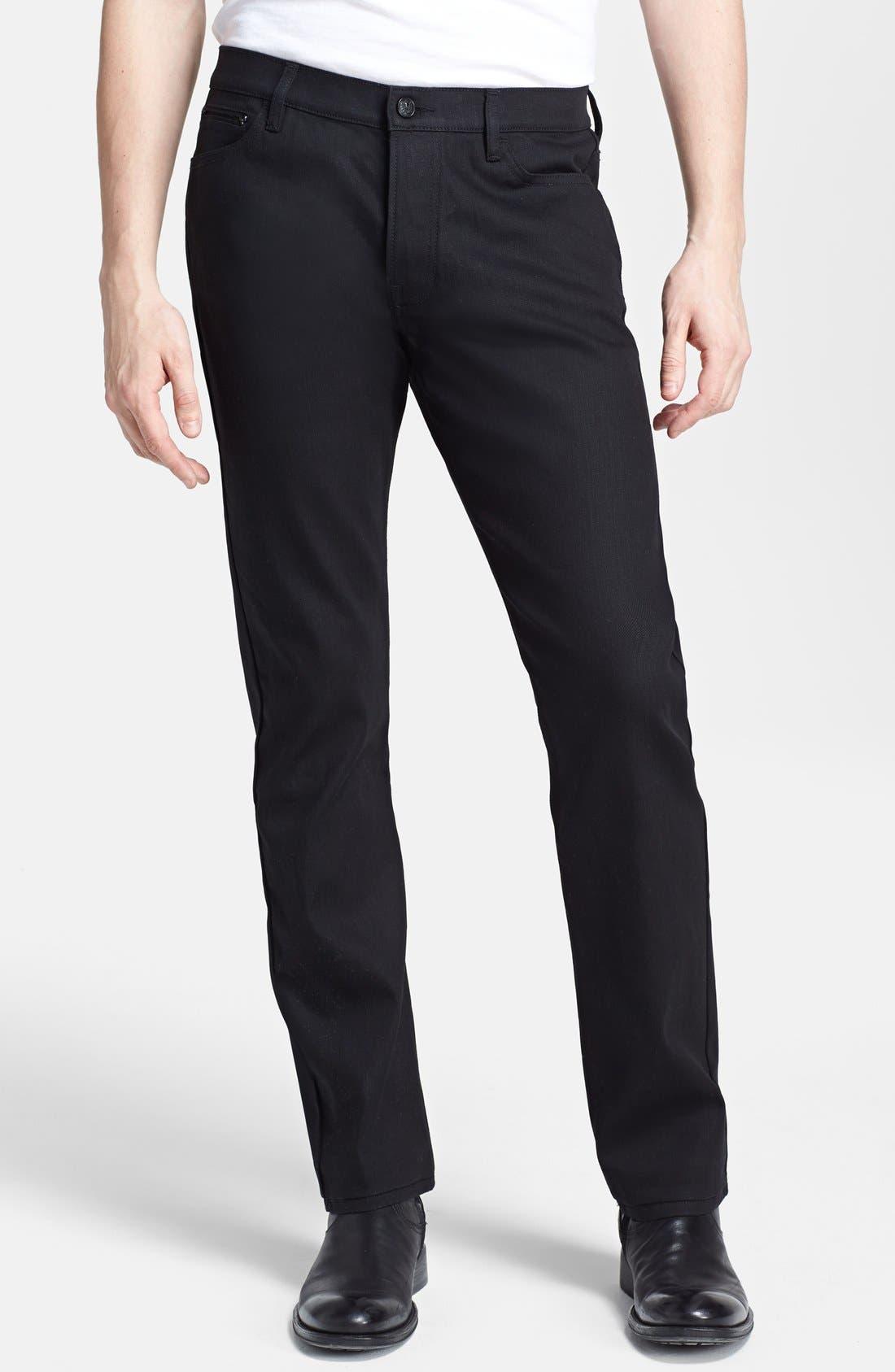Alternate Image 1 Selected - The Kooples 'Core' Slim Fit Pants