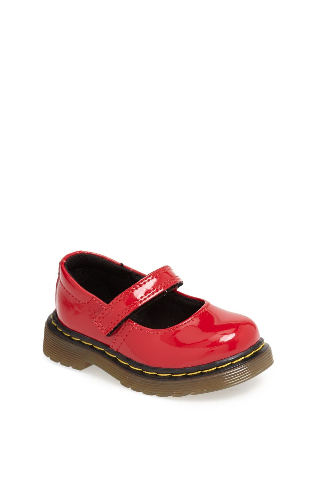 Alternate Image 1 Selected - Dr. Martens 'Tully' Mary Jane (Baby, Walker & Toddler)