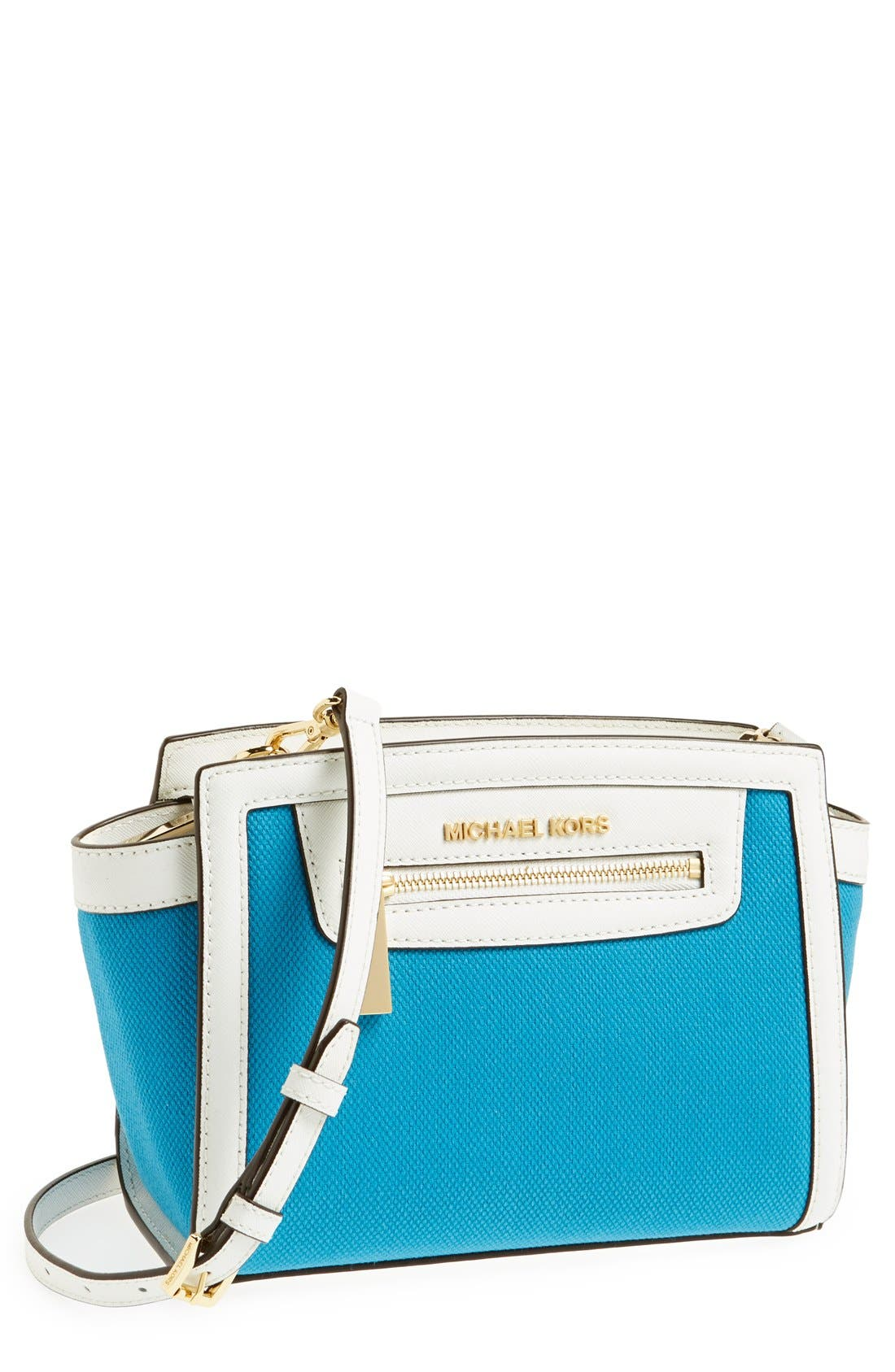Main Image - MICHAEL Michael Kors 'Medium Selma' Messenger Bag