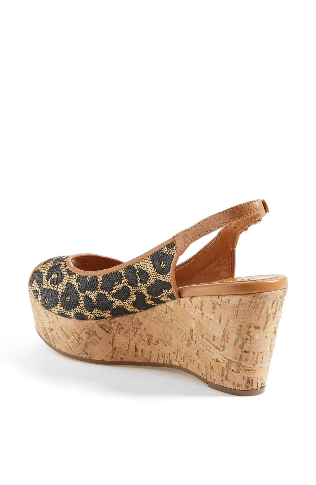 Alternate Image 2  - Tory Burch 'Rosalind' Wedge Sandal (Online Only)