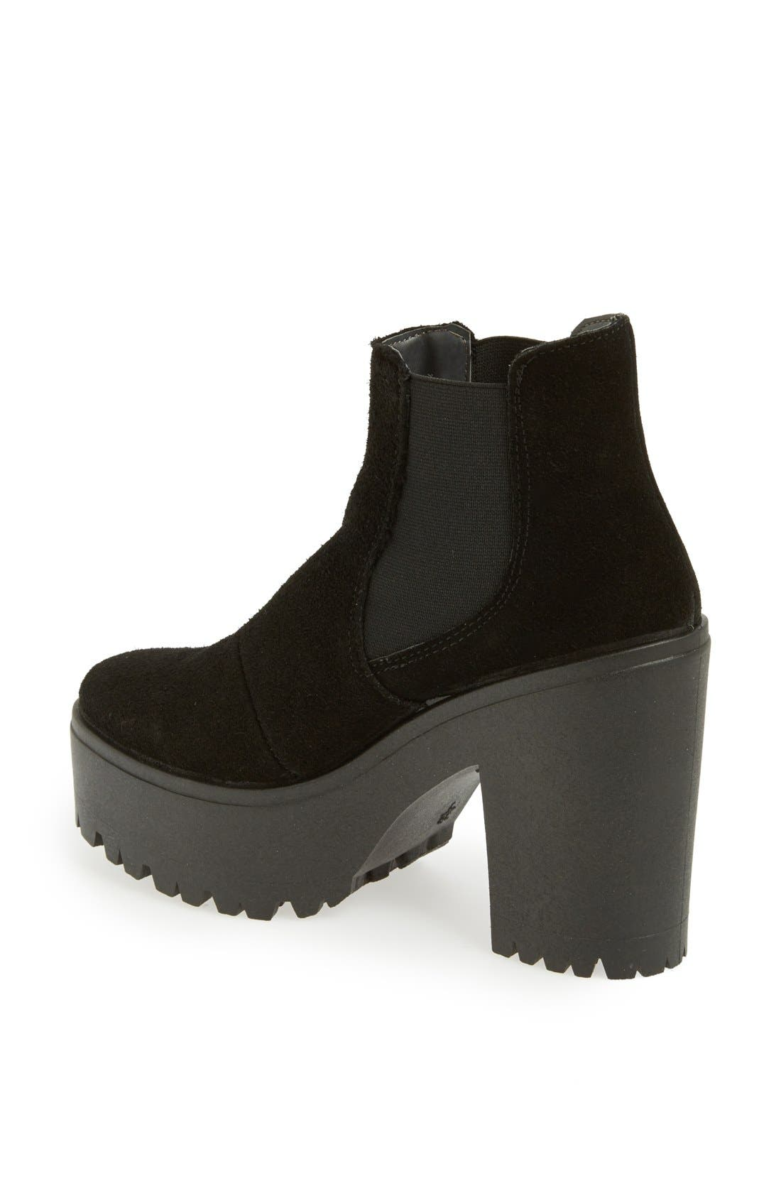 Alternate Image 2  - Topshop 'Allsorts' Platform Boot
