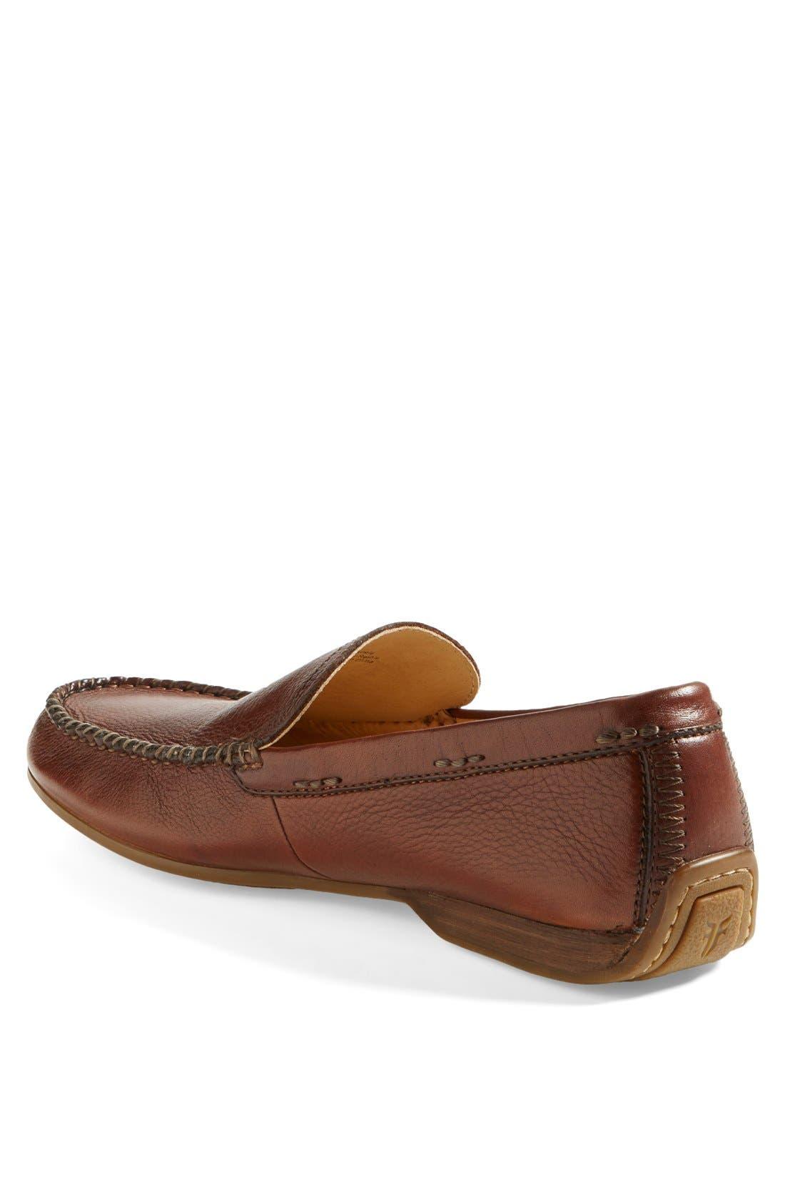 Alternate Image 2  - Frye 'Lewis' Venetian Loafer (Men)