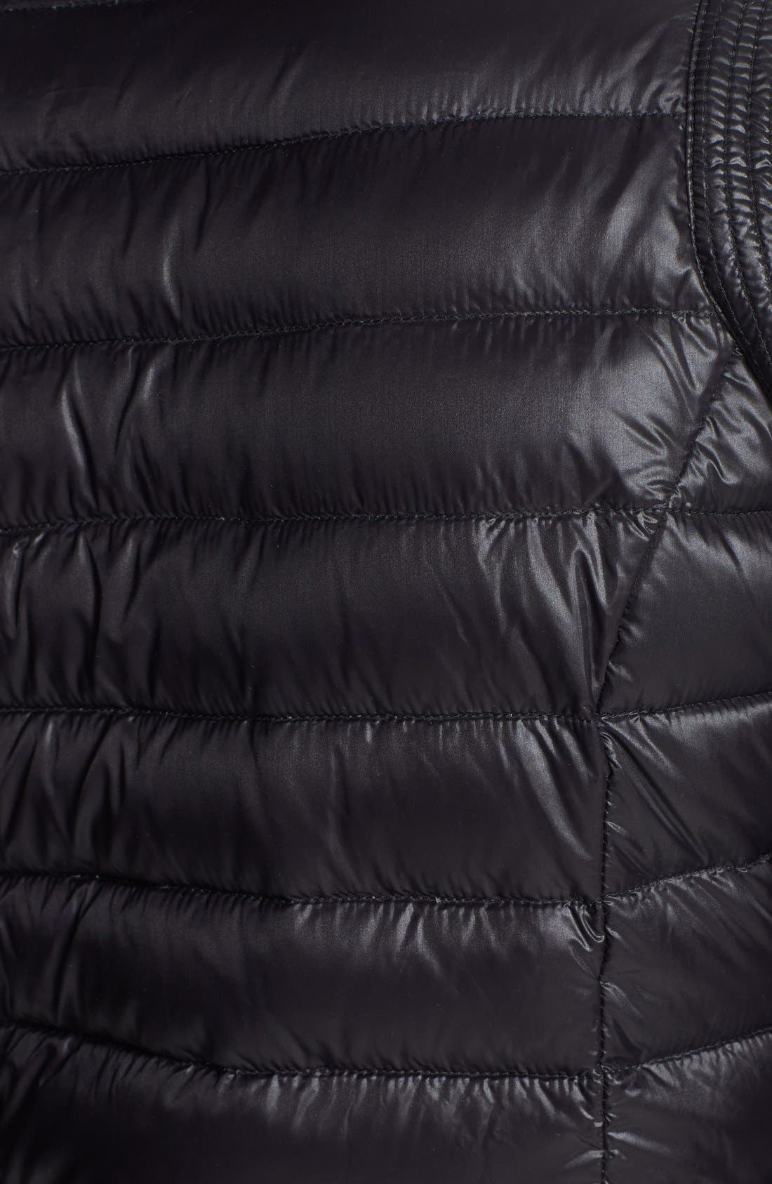 Alternate Image 3  - Sam Edelman 'Barbara' Packable Down Moto Jacket