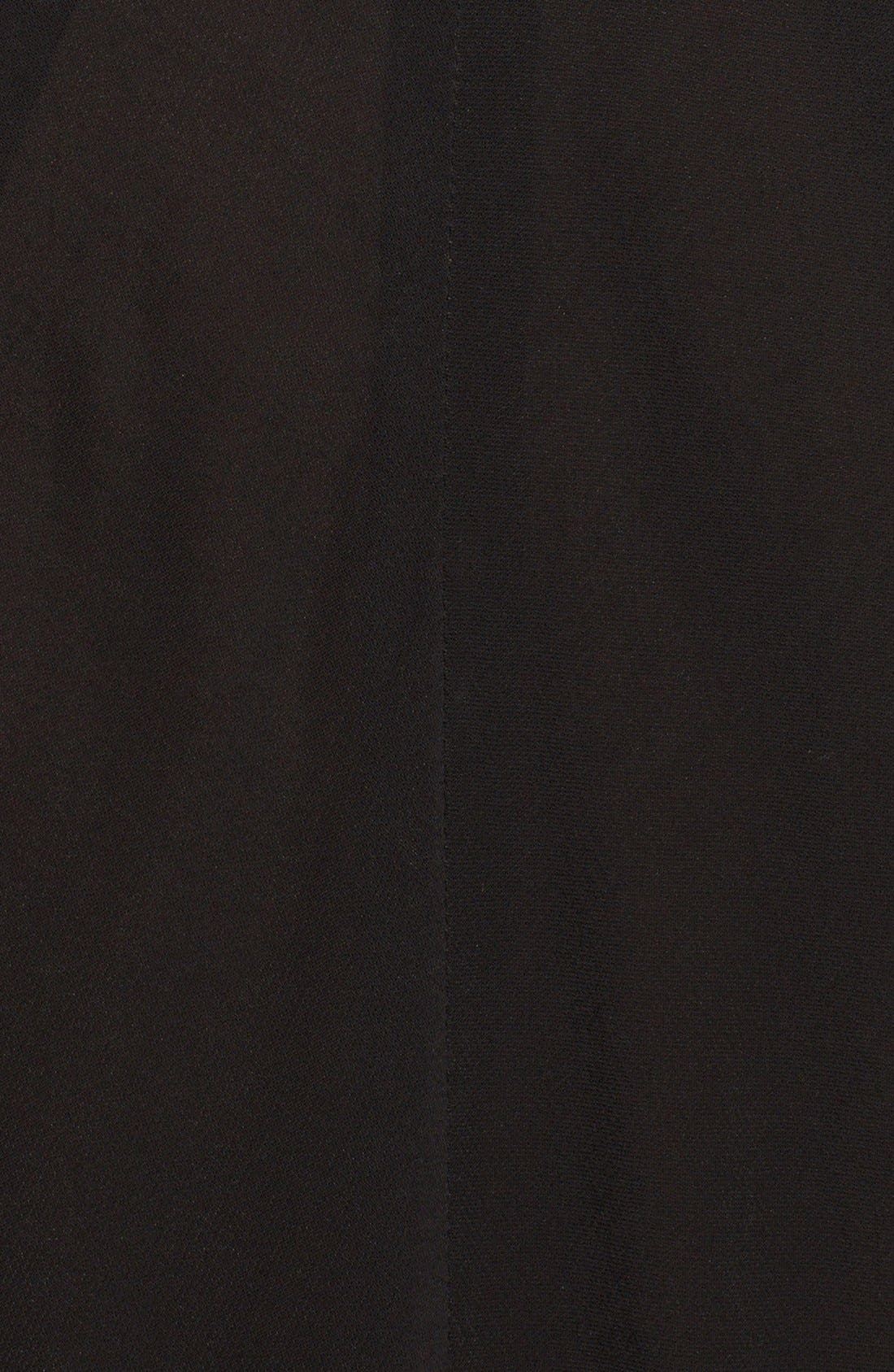 Alternate Image 3  - Donna Karan New York Crepe Blouse