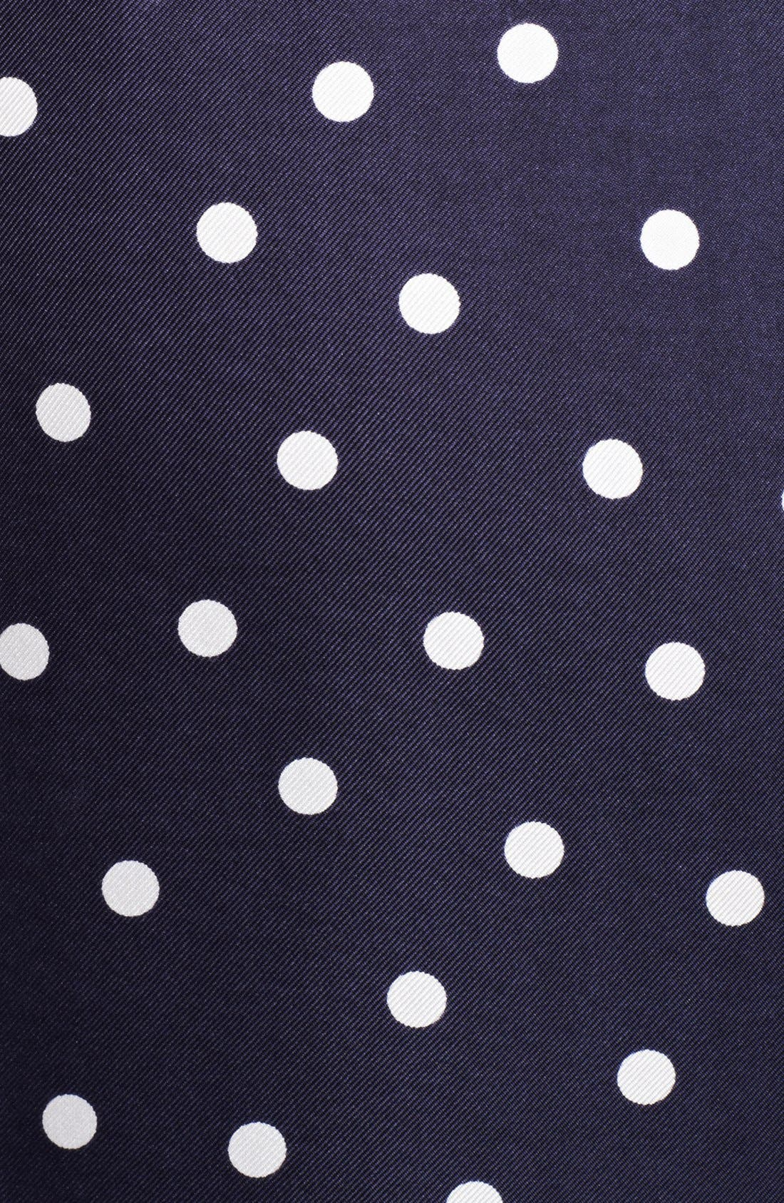 Alternate Image 3  - Max Mara 'Aligi' Polka Dot Silk Pants
