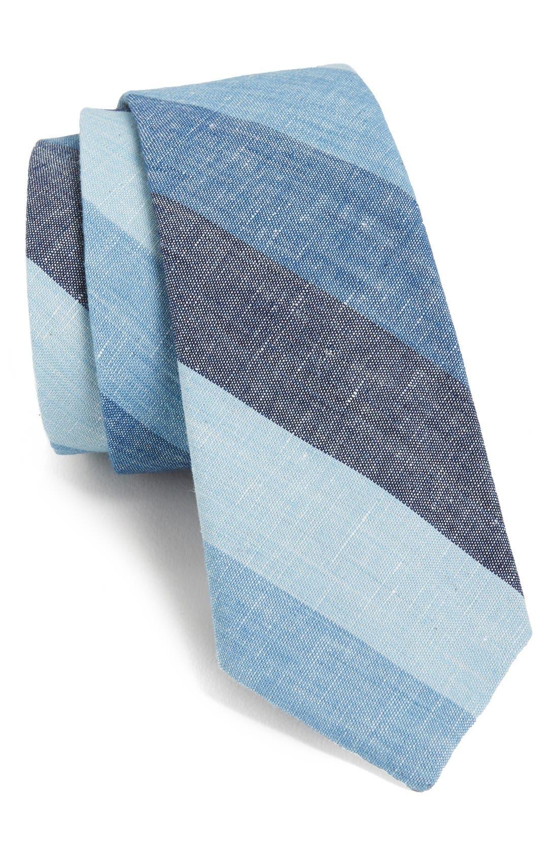 Main Image - rag & bone Stripe Tie