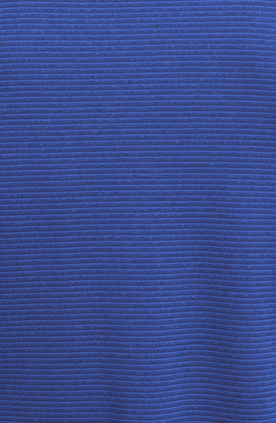 Alternate Image 3  - Nike Dri-FIT Three Quarter Length Raglan Sleeve T-Shirt