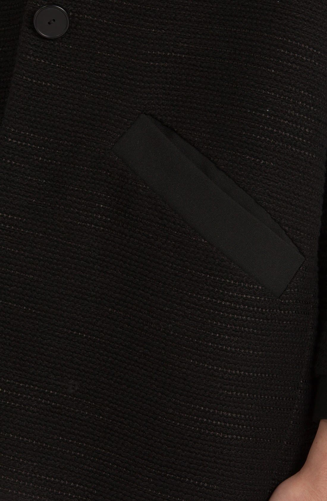 Alternate Image 3  - maje 'Ecoutille' Woven Jacket