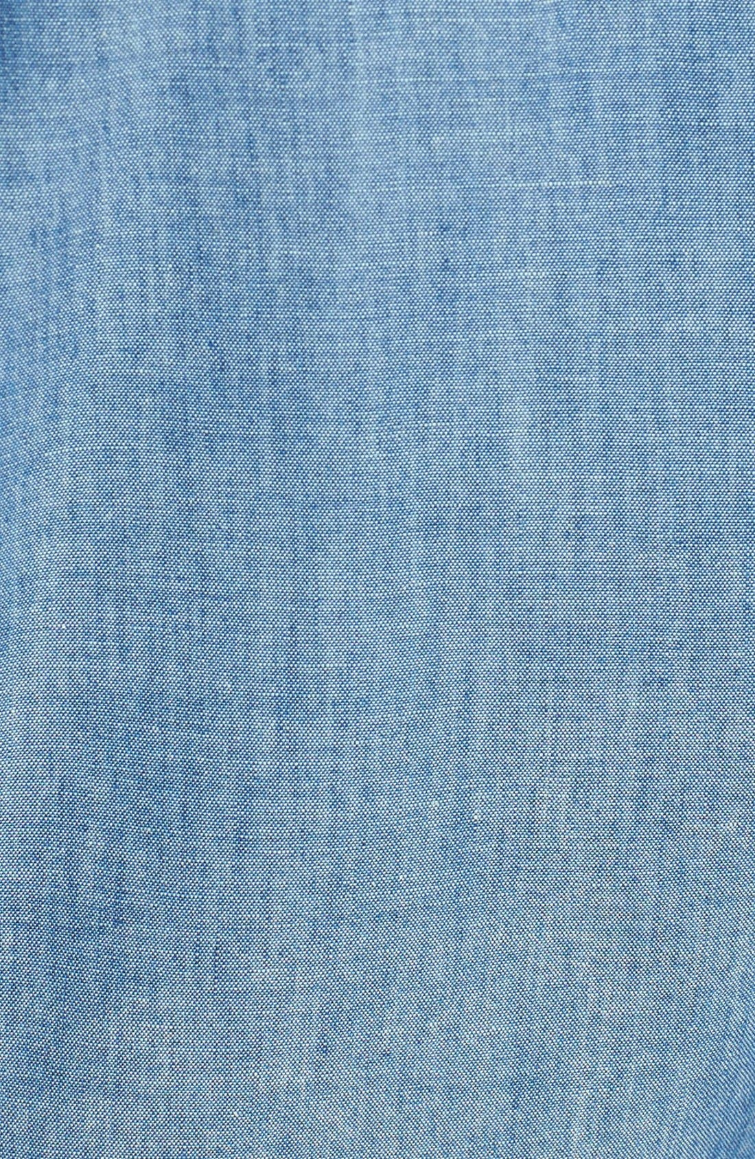 Alternate Image 3  - MARC BY MARC JACOBS 'Catalina' Chambray Shirtdress