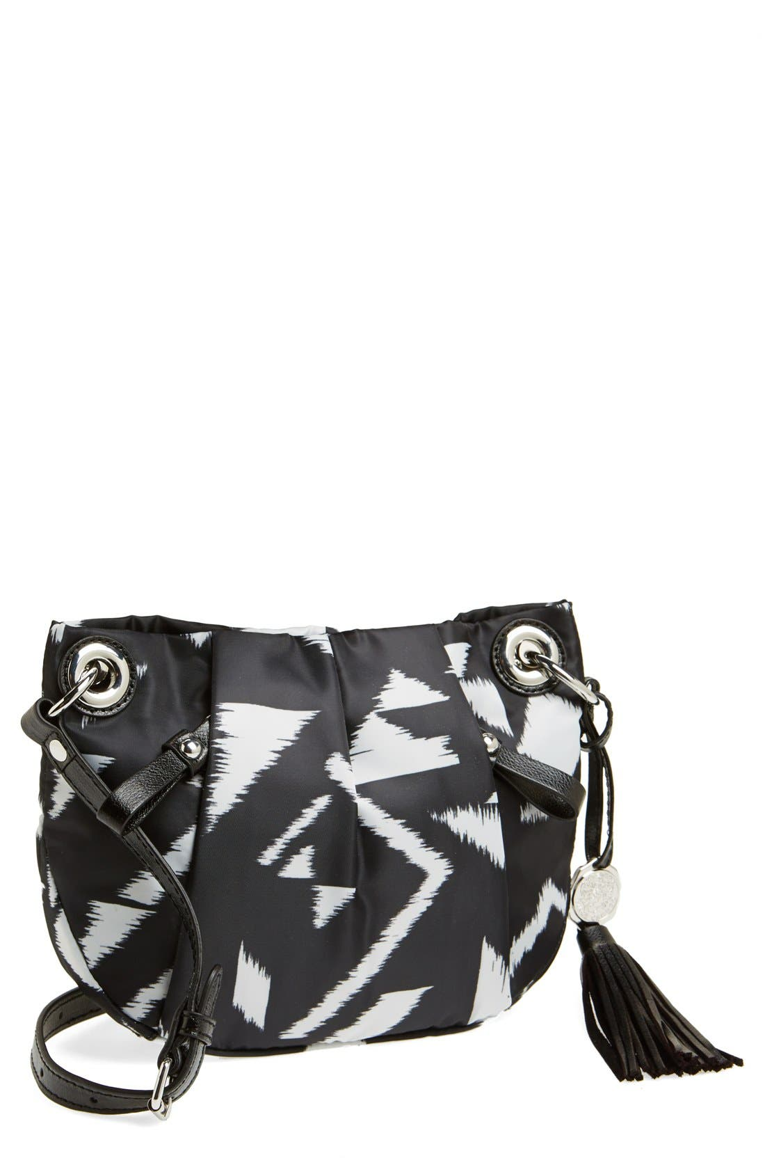 Main Image - Vince Camuto 'Cris' Nylon Crossbody Bag