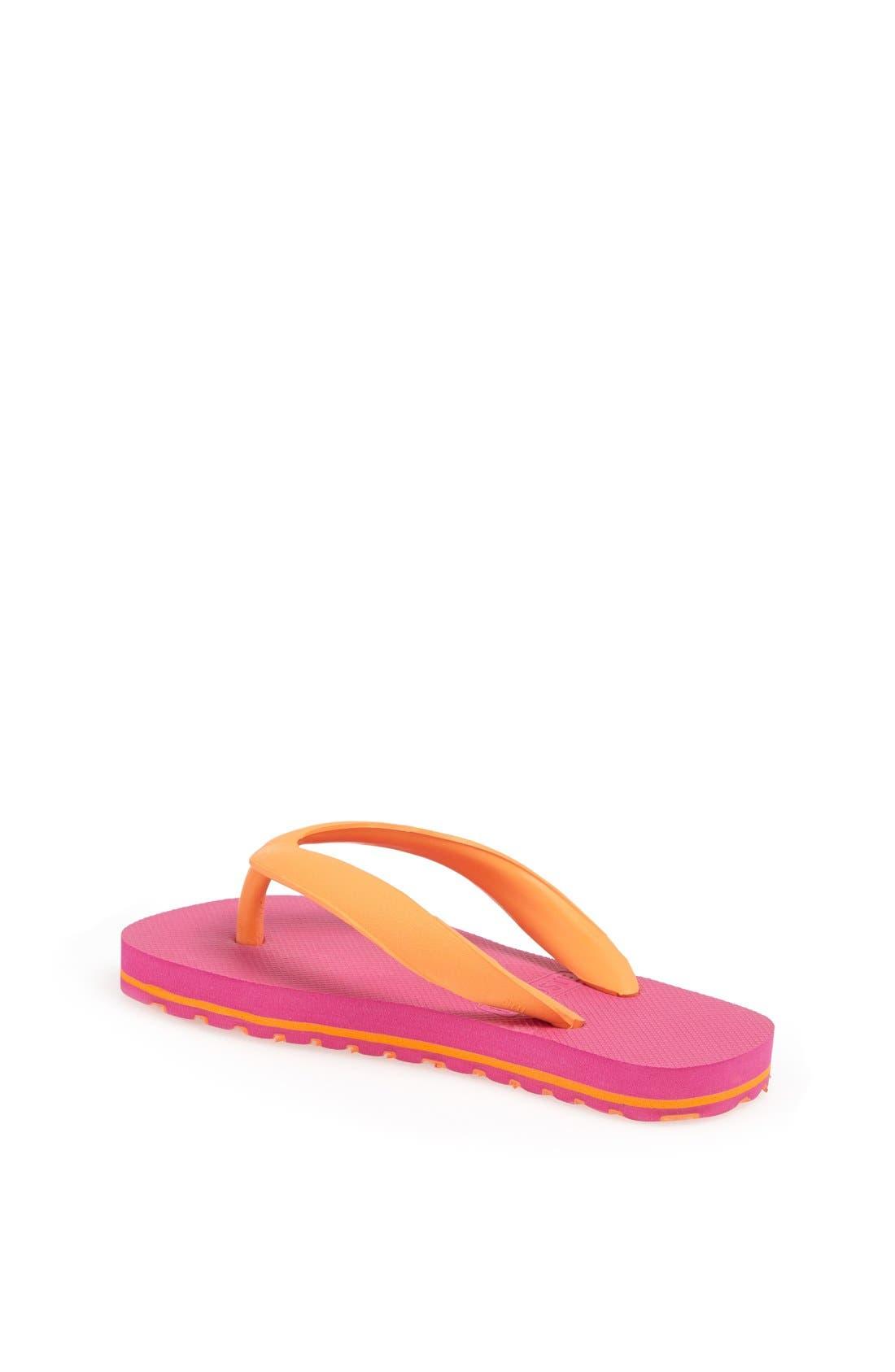Alternate Image 2  - Lacoste 'Nosara' Flip Flop (Toddler & Little Kid)