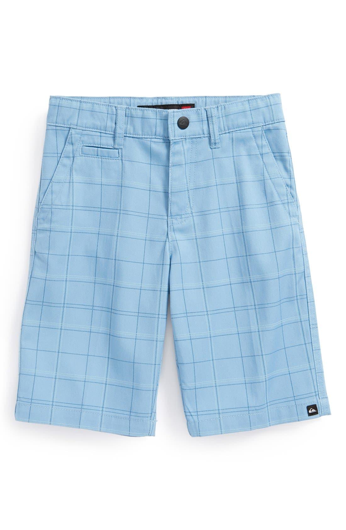 Alternate Image 1 Selected - Quiksilver 'Divided Surplus' Shorts (Little Boys)