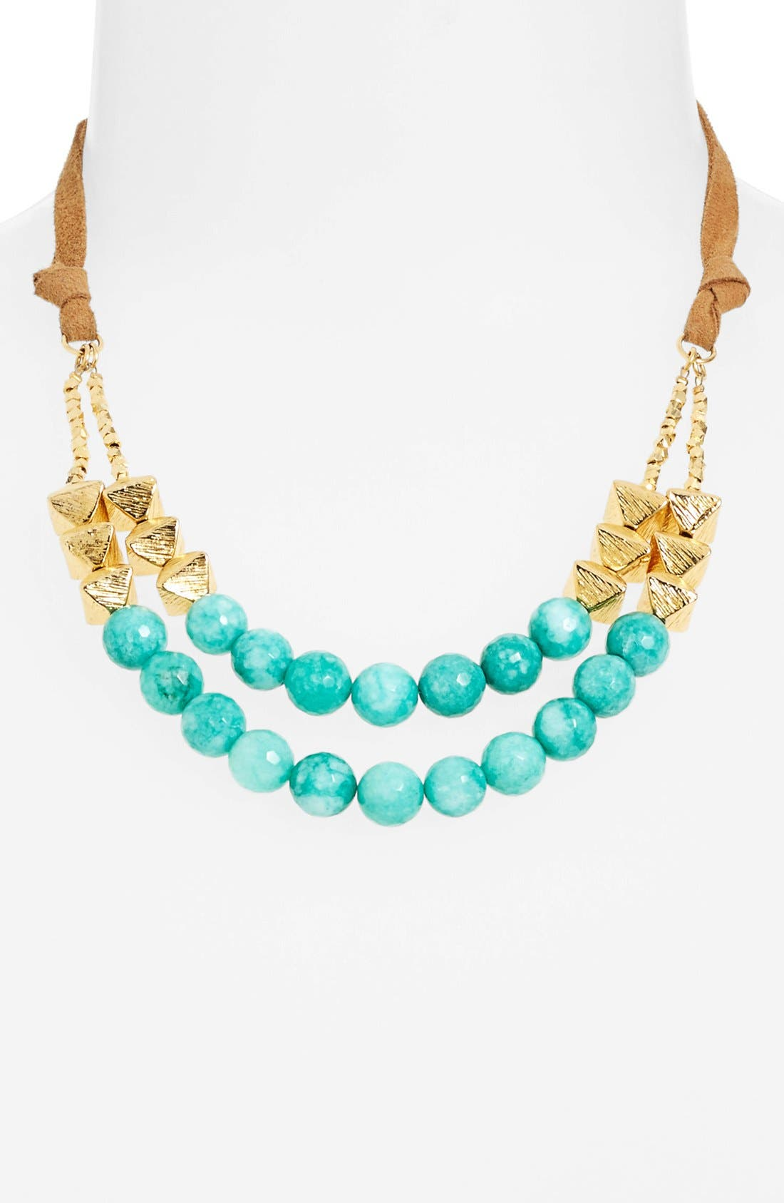 Main Image - Nordstrom 'Audrey' Beaded Necklace