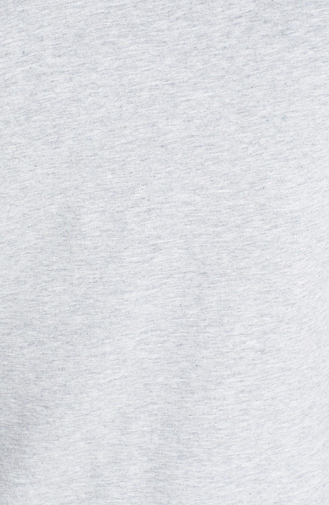 Alternate Image 3  - Halogen® Embellished Sweatshirt (Plus Size)
