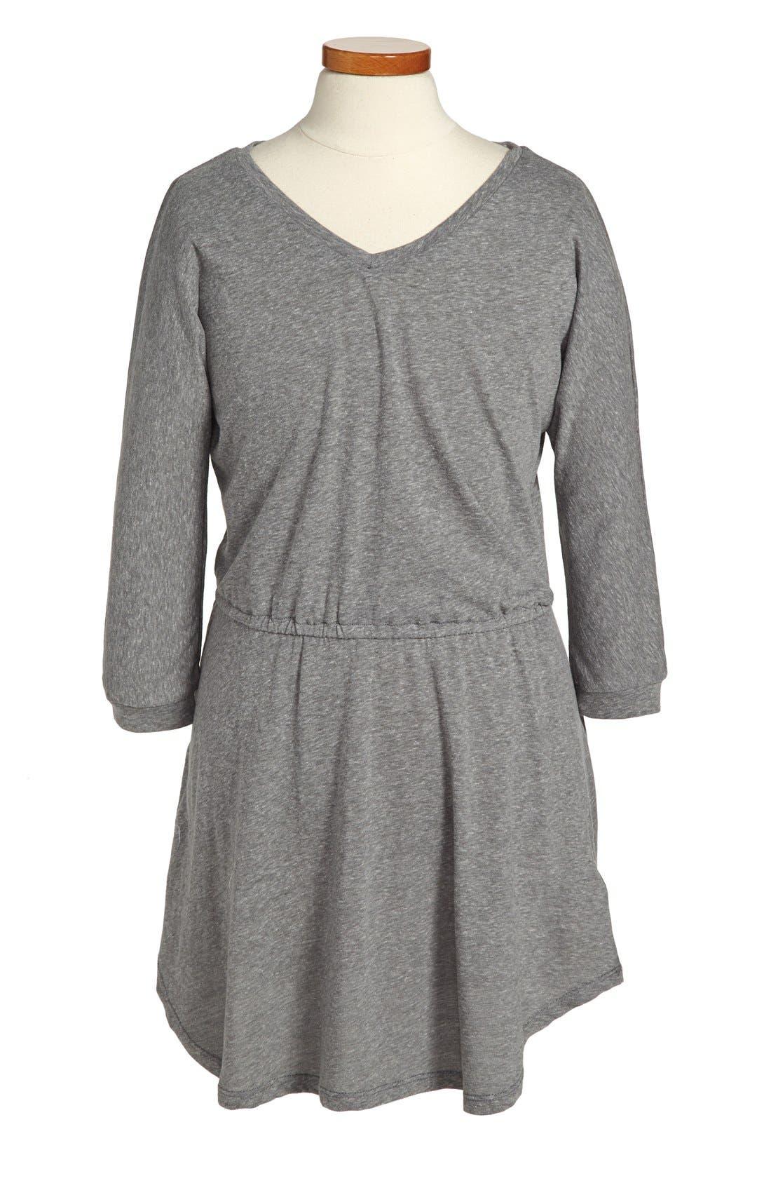 Alternate Image 1 Selected - Splendid Ruffle Dress (Big Girls)