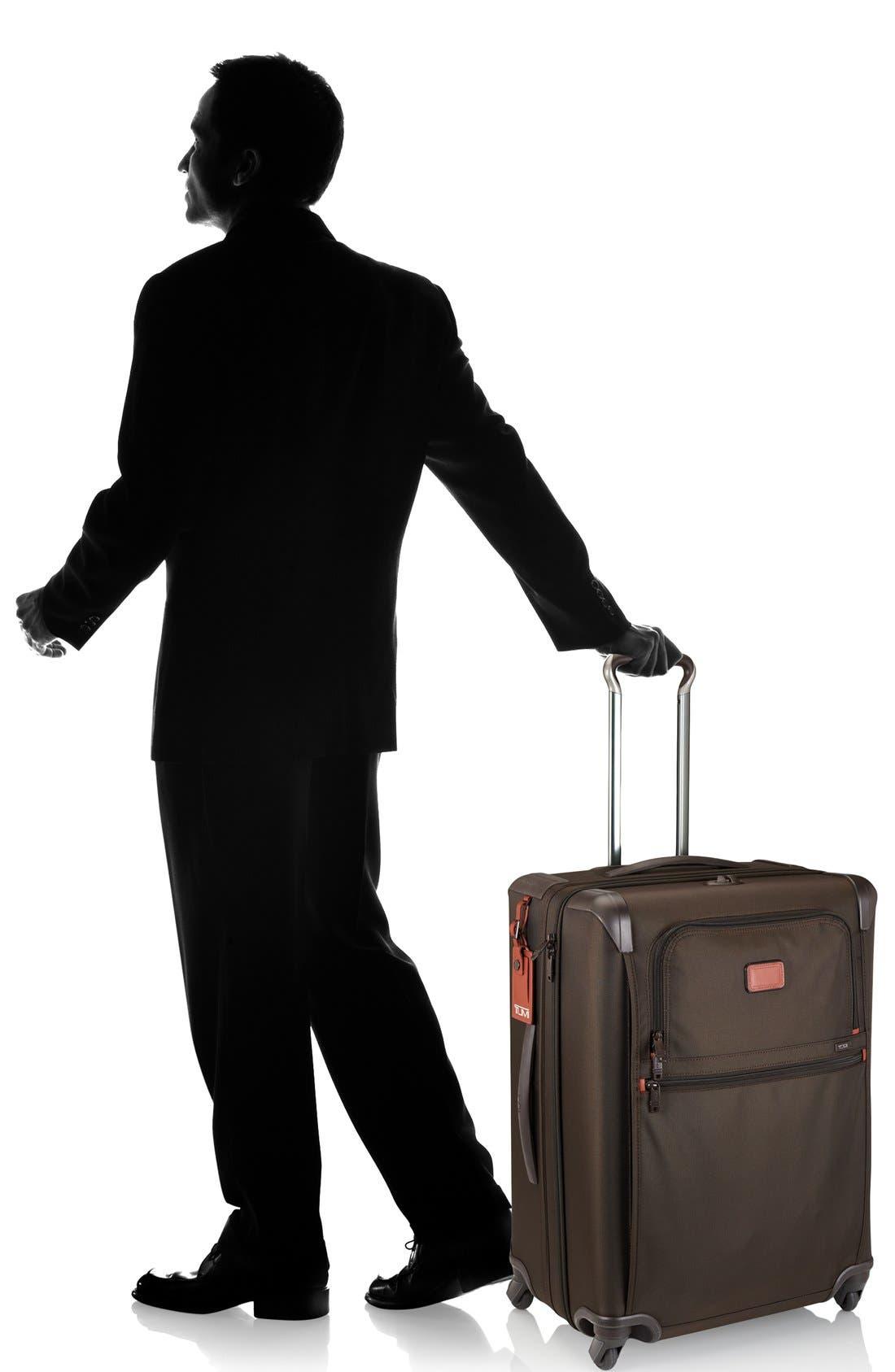 Alternate Image 5  - Tumi 'Alpha 2' Short Trip Rolling Four Wheel Expandable Suitcase (26 Inch)