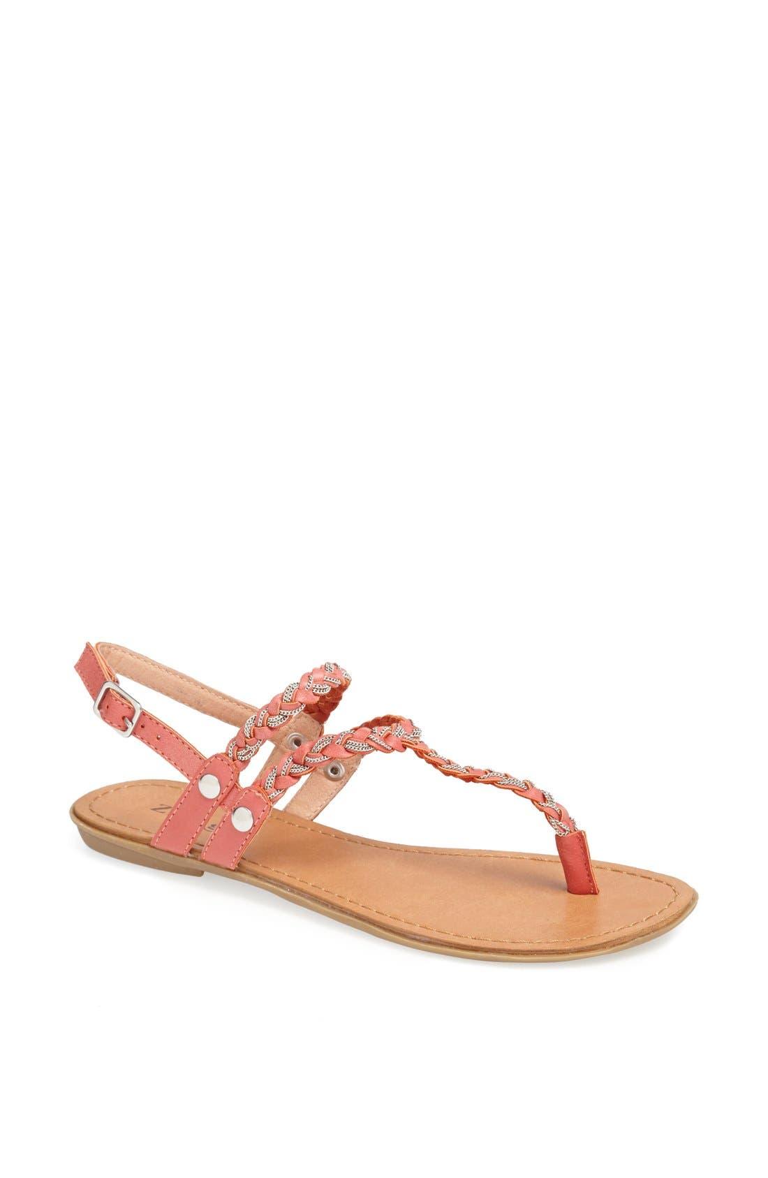 Alternate Image 1 Selected - ZiGi girl 'Articulate' Sandal