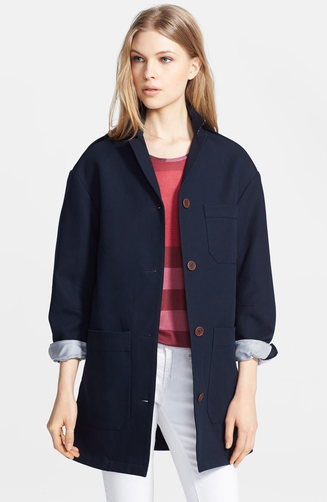 Alternate Image 1 Selected - Burberry Brit 'Cassbury' Jacket
