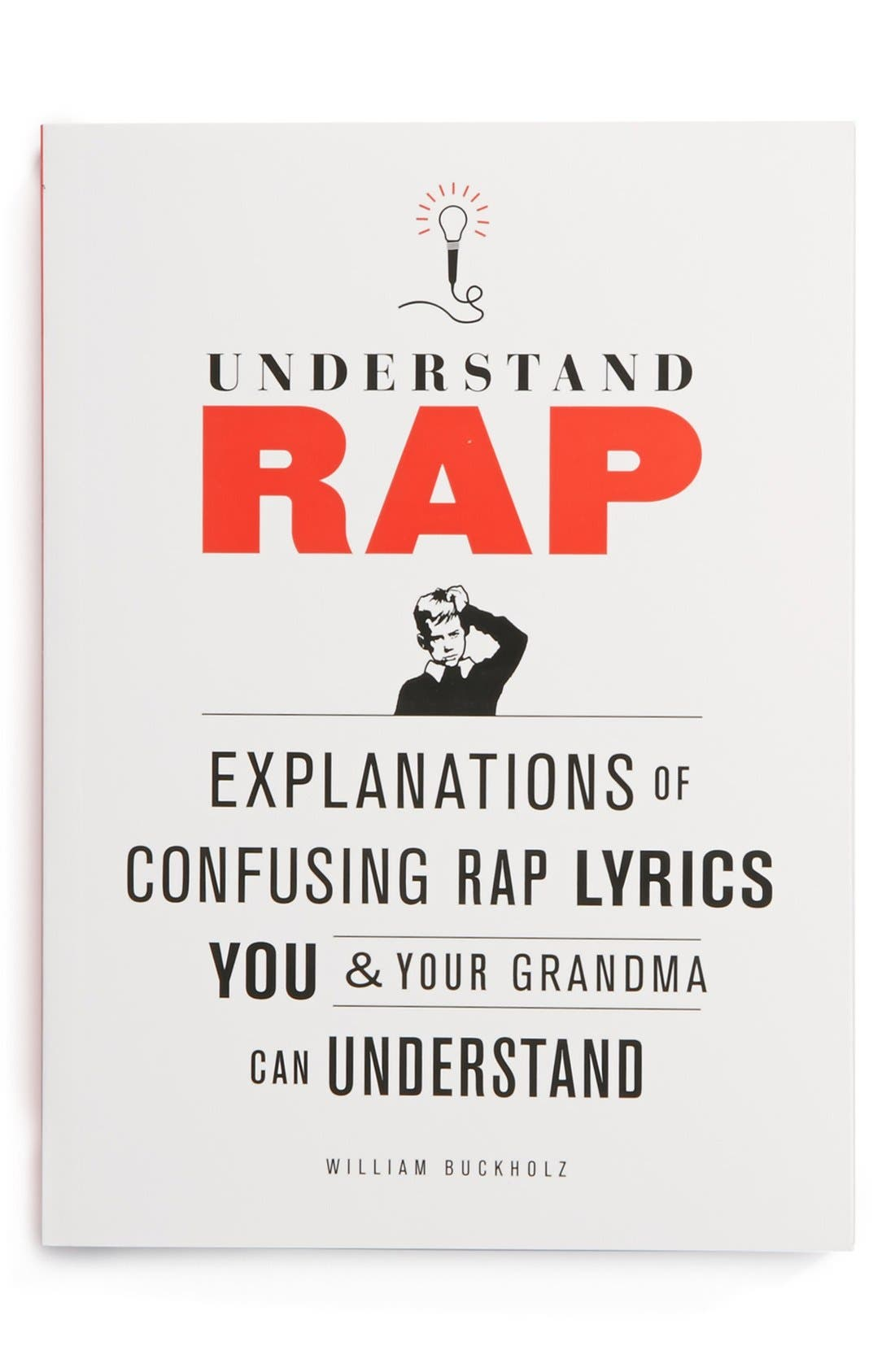 Alternate Image 1 Selected - 'Understand Rap' Book