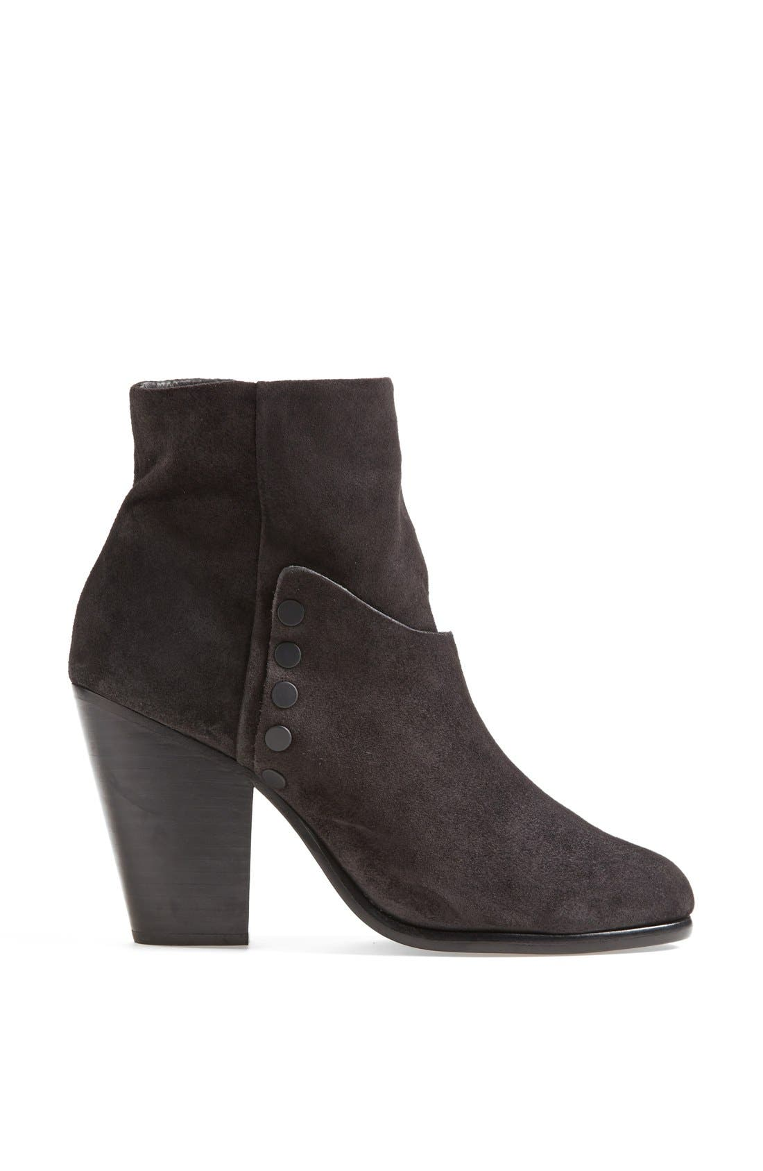 Alternate Image 4  - rag & bone 'Kendall' Suede Boot