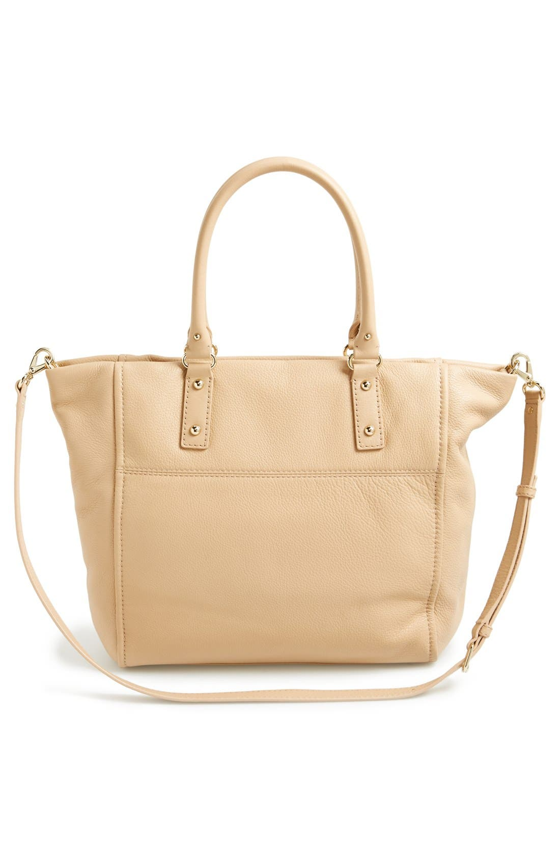 Alternate Image 4  - kate spade new york 'cobble hill - lilla' leather tote (Nordstrom Exclusive)