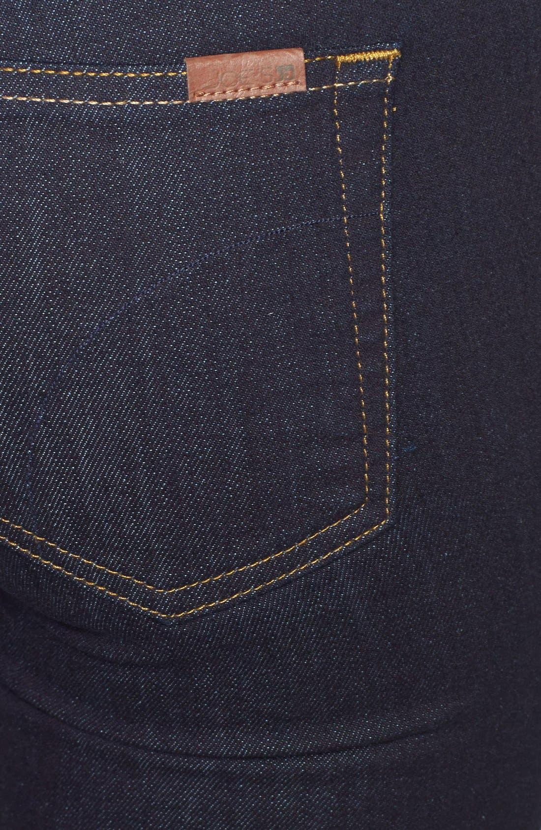 Alternate Image 3  - Joe's Crop Skinny Jeans (Ellie)