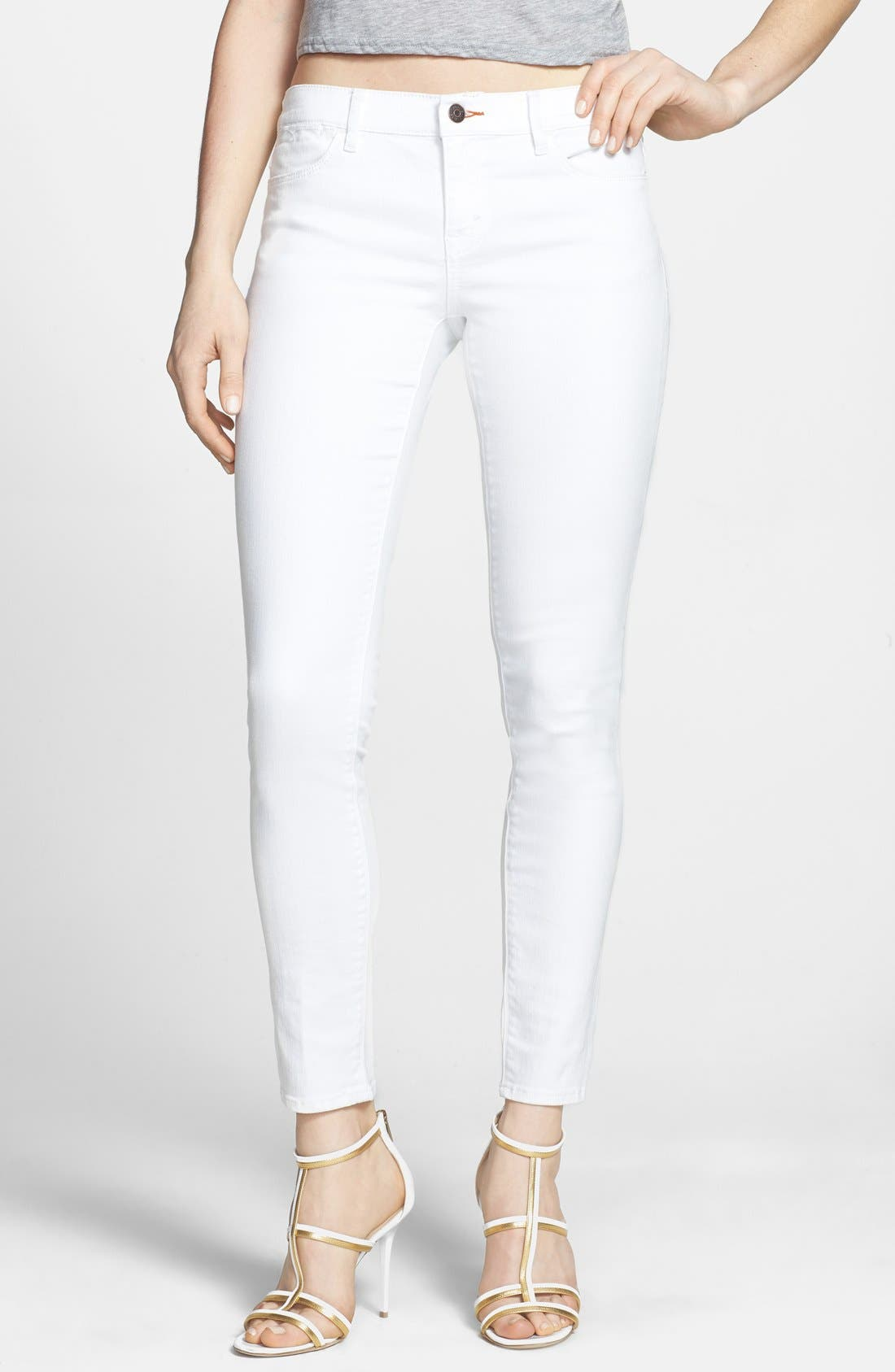Alternate Image 1 Selected - Dittos 'Selena' Super Skinny Jeans