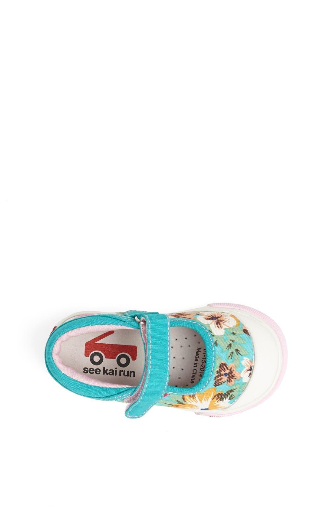 Alternate Image 3  - See Kai Run 'Marie' Mary Jane Sneaker (Baby, Walker & Toddler)