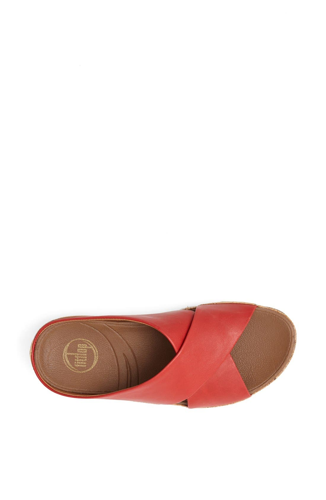 Alternate Image 3  - FitFlop 'Kys™' Leather Sandal