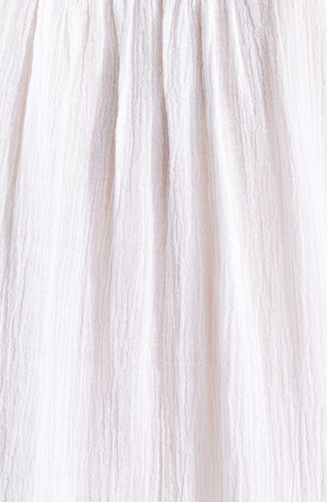 Alternate Image 3  - Diane von Furstenberg 'Gilmore' Cotton Top