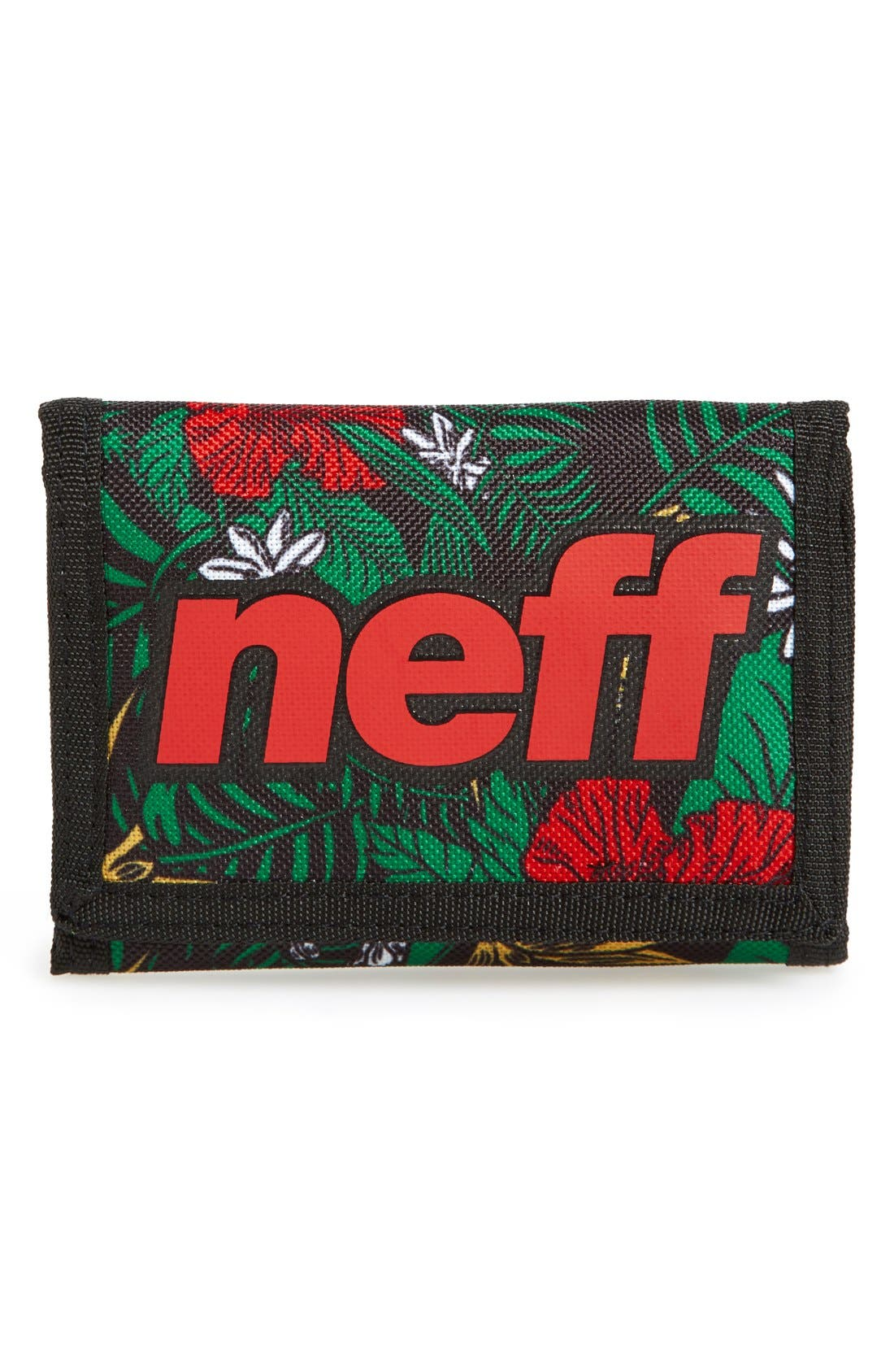 Alternate Image 1 Selected - Neff 'Island' Wallet (Boys)