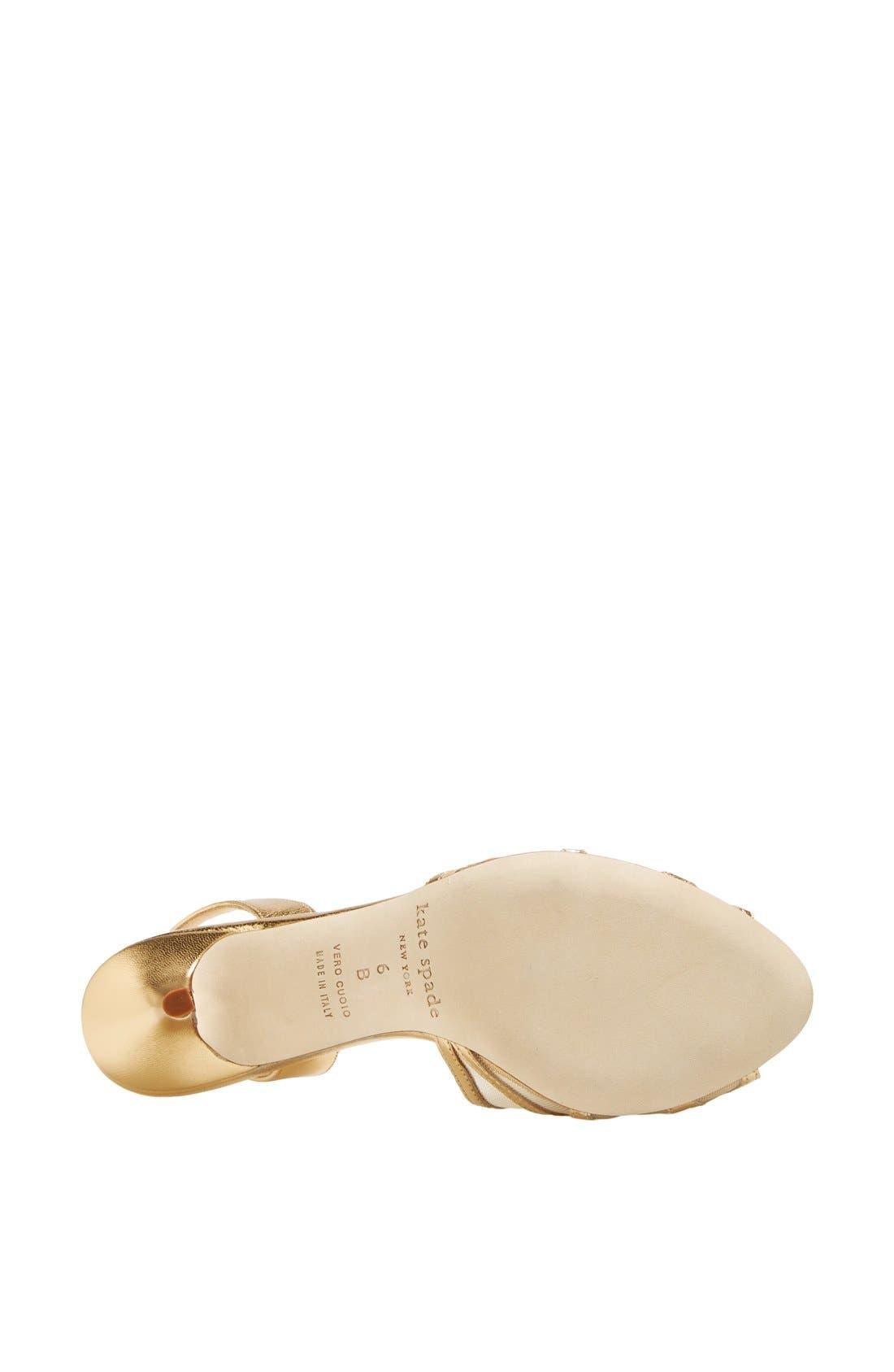Alternate Image 3  - kate spade new york 'sarita' sandal