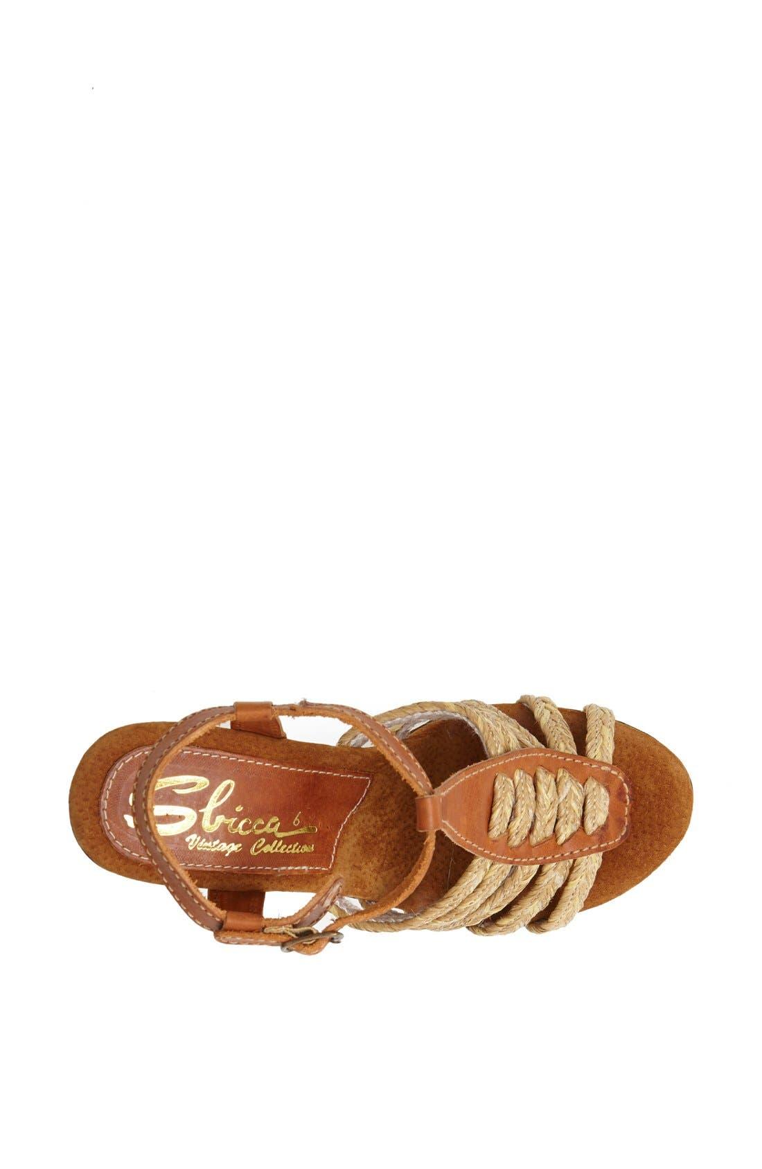 Alternate Image 3  - Sbicca 'Bimini' Wedge Sandal