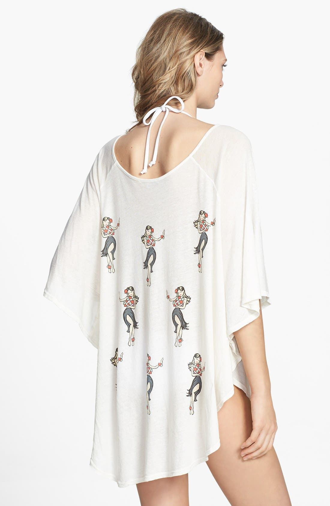 Alternate Image 2  - Wildfox 'Life's a Beach' Cover-Up Tunic