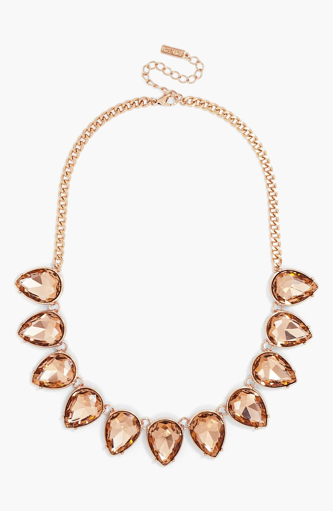 Alternate Image 1 Selected - BaubleBar Crystal Collar Necklace