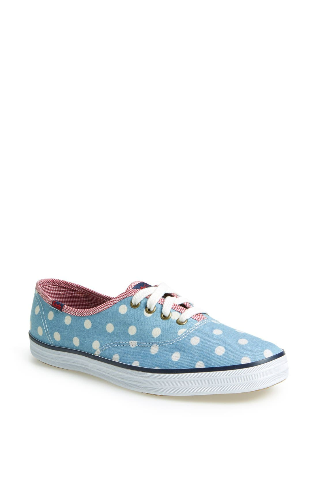 Alternate Image 1 Selected - Keds® Taylor Swift 'Champion Polka Dot' Sneaker (Women)