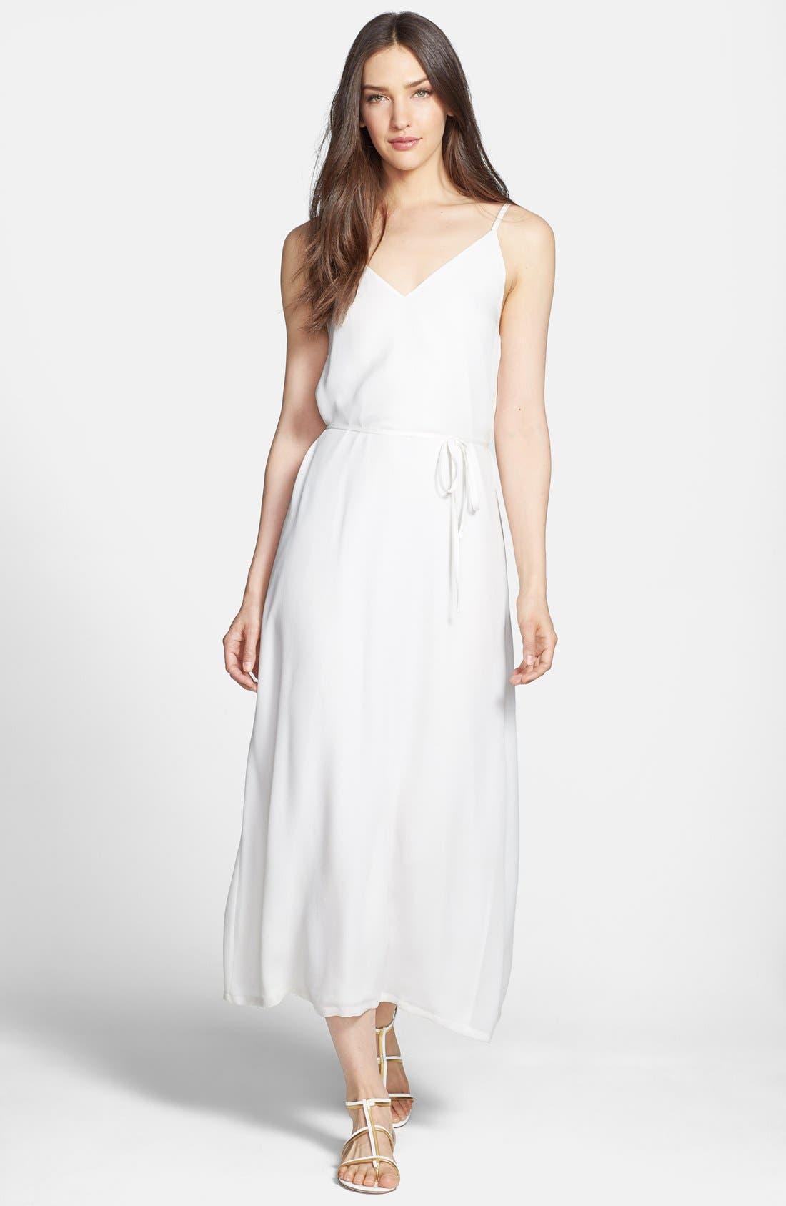 Alternate Image 1 Selected - Joie 'Beverlyn' Silk Dress