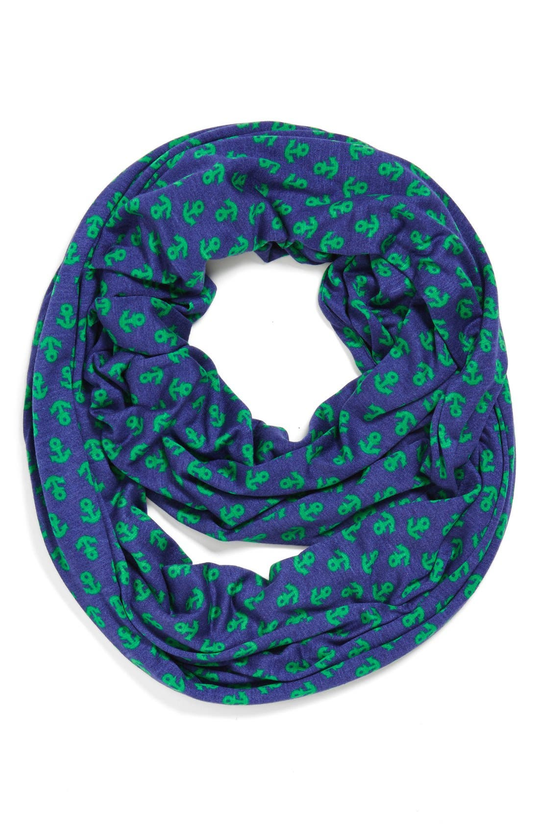 Alternate Image 1 Selected - Sperry Top-Sider® 'Anchor' Infinity Scarf