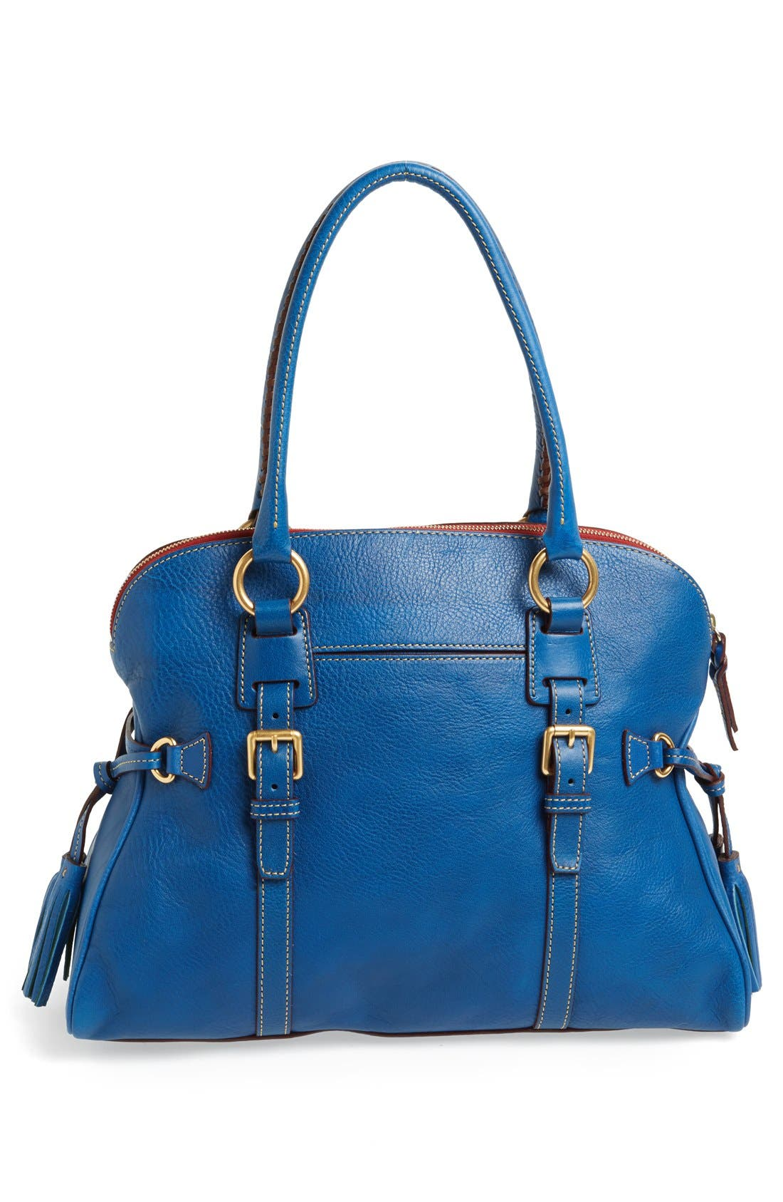 Alternate Image 3  - Dooney & Bourke 'Florentine Collection' Domed Leather Buckle Satchel