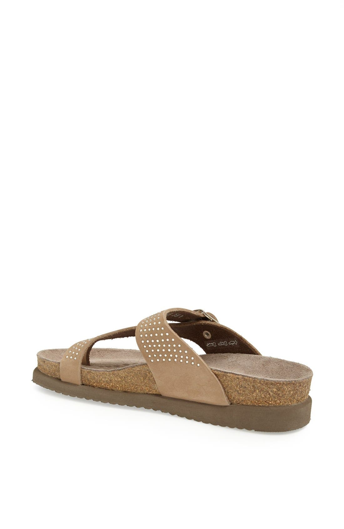 Alternate Image 2  - Mephisto 'Helen - Spark' Leather Sandal