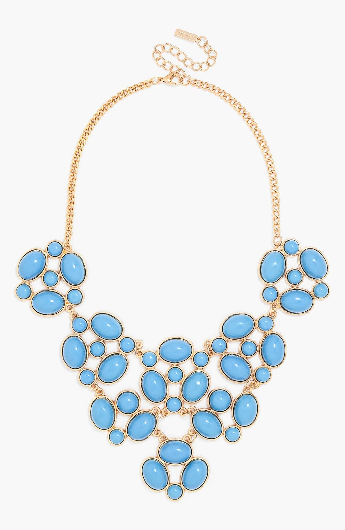 Alternate Image 1 Selected - BaubleBar 'Poseidon Stonework' Bib Necklace