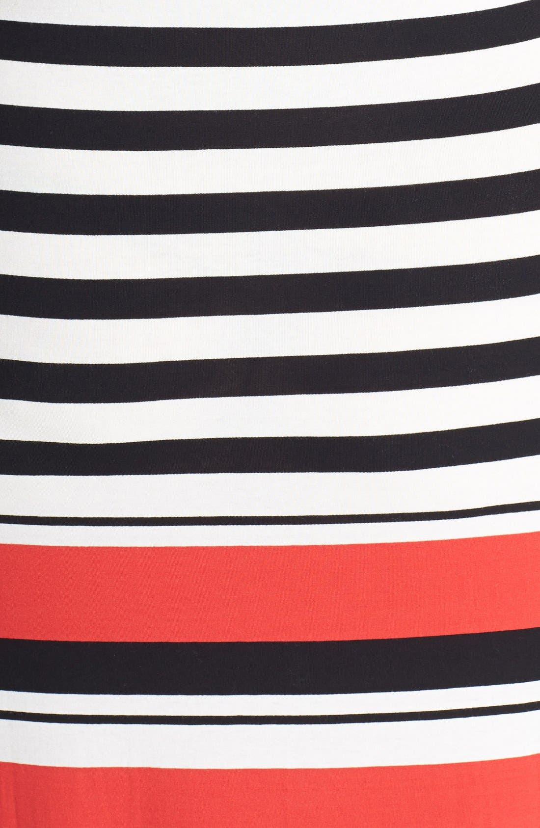 Alternate Image 3  - Vince Camuto Multi Stripe Maxi Dress (Plus Size)