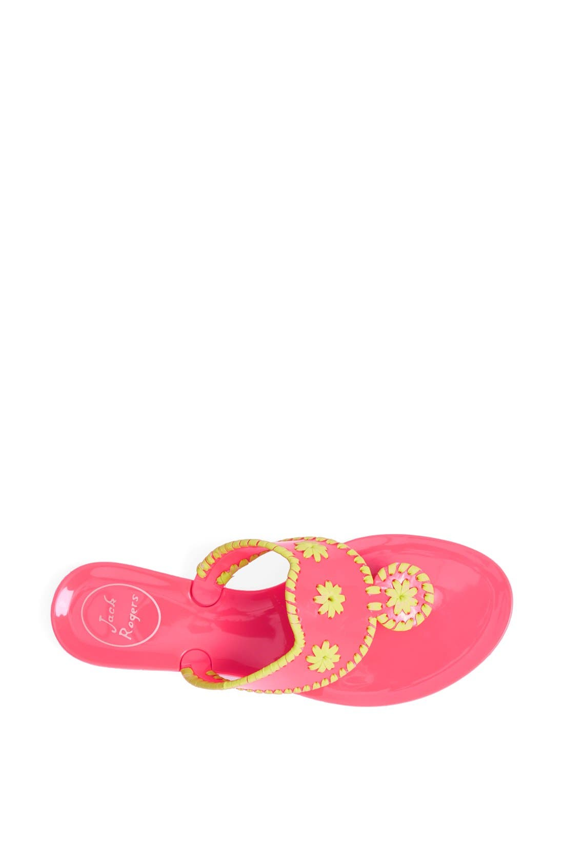 Alternate Image 3  - Jack Rogers 'Jr' Jelly Sandal