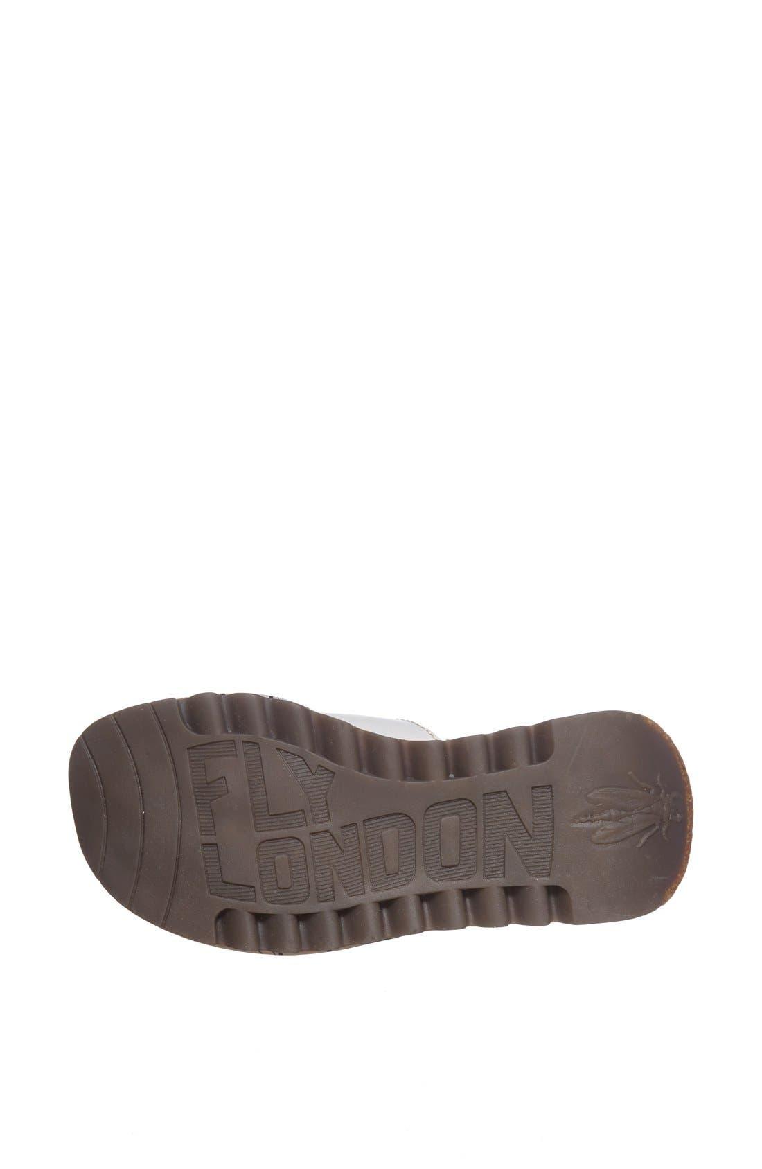 Alternate Image 4  - Fly London 'Trim' Thong Sandal