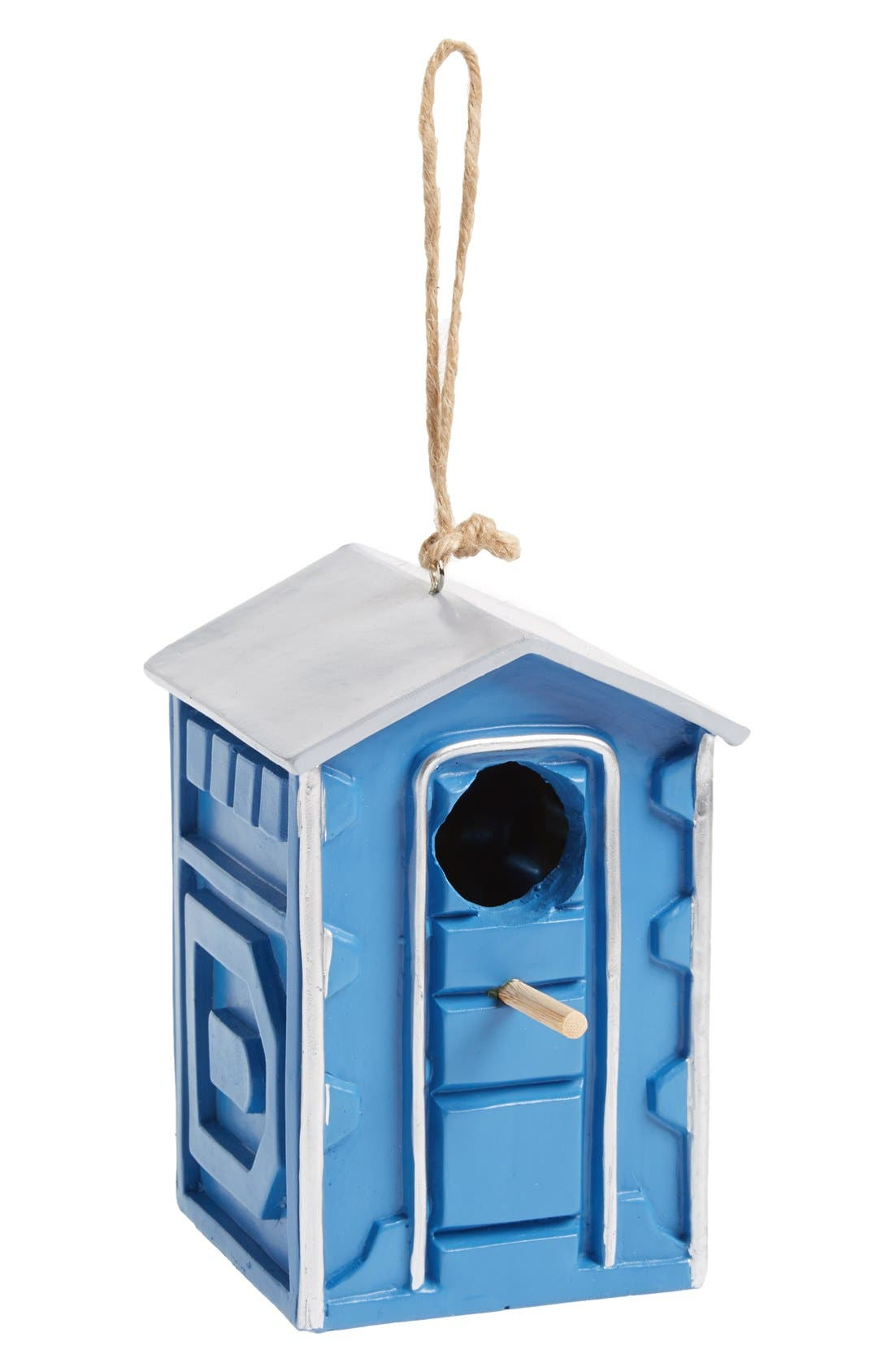 Alternate Image 1 Selected - Big Mouth Toys 'Portable Potty' Birdhouse