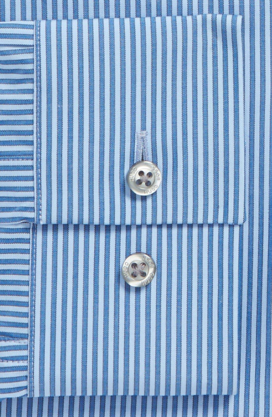 Alternate Image 2  - HUGO BOSS EXTRIM DRESS SHIRT