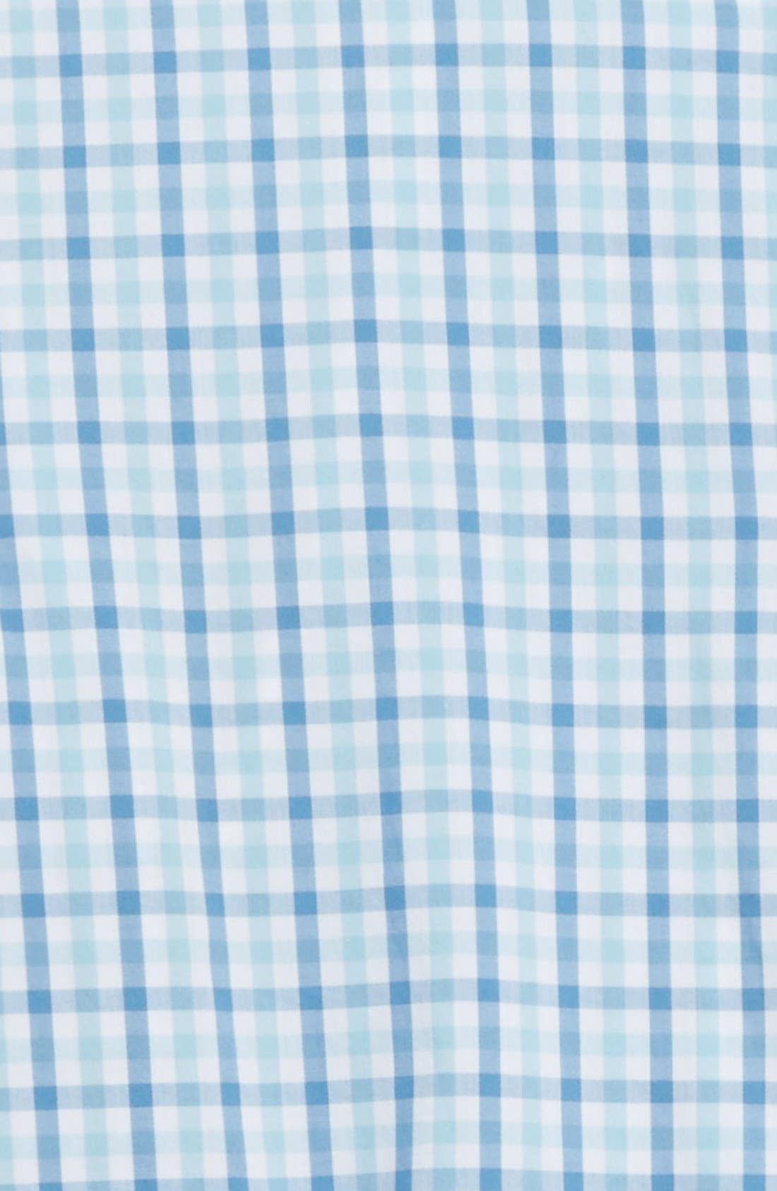 Alternate Image 2  - Nordstrom 'Michael' Plaid Dress Shirt (Big Boys)
