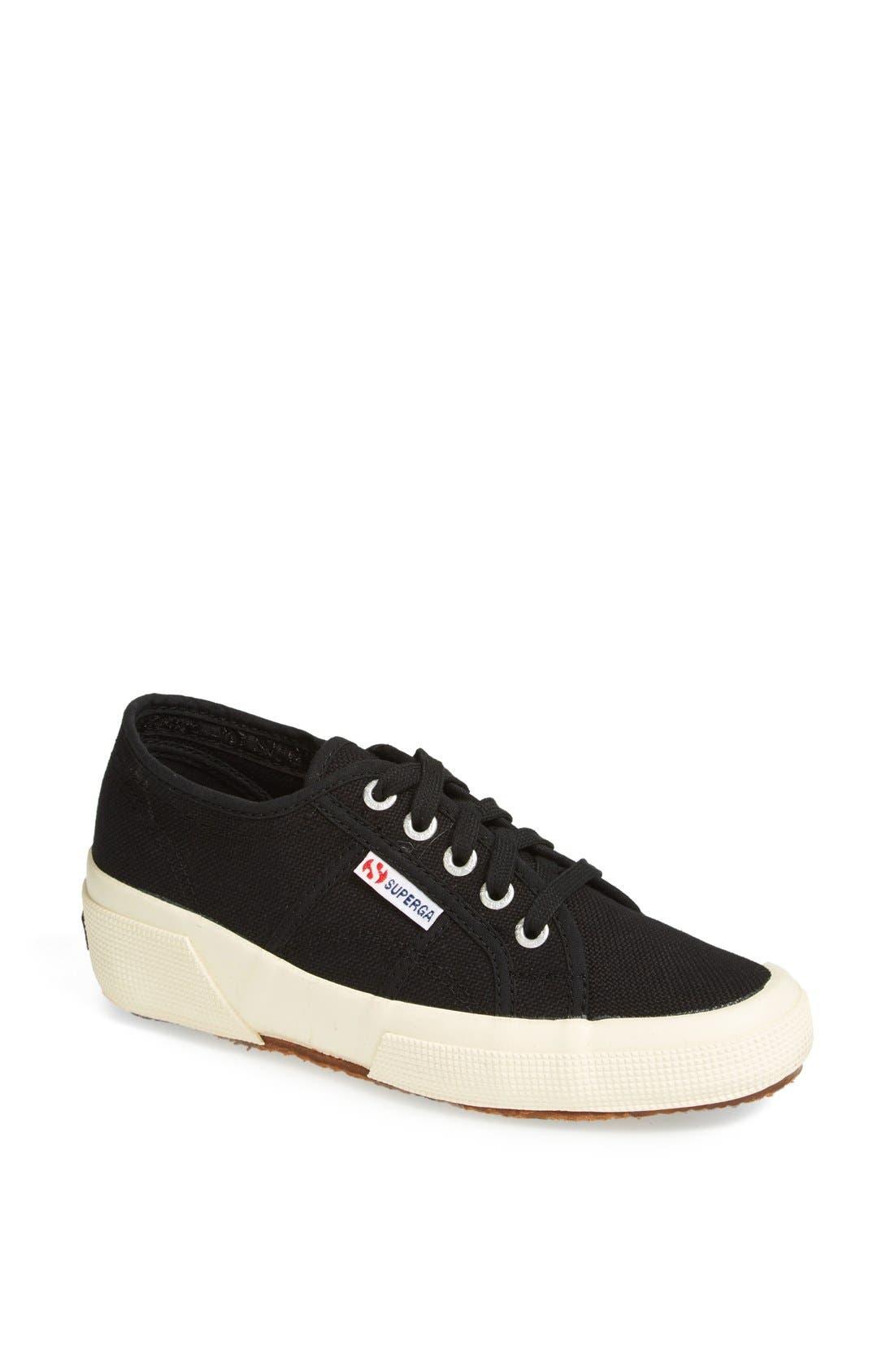 Main Image - Superga 'Linea' Wedge Sneaker (Women)