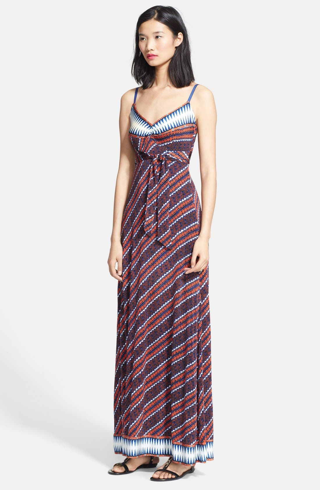 Alternate Image 1 Selected - Tracy Reese Print Maxi Dress