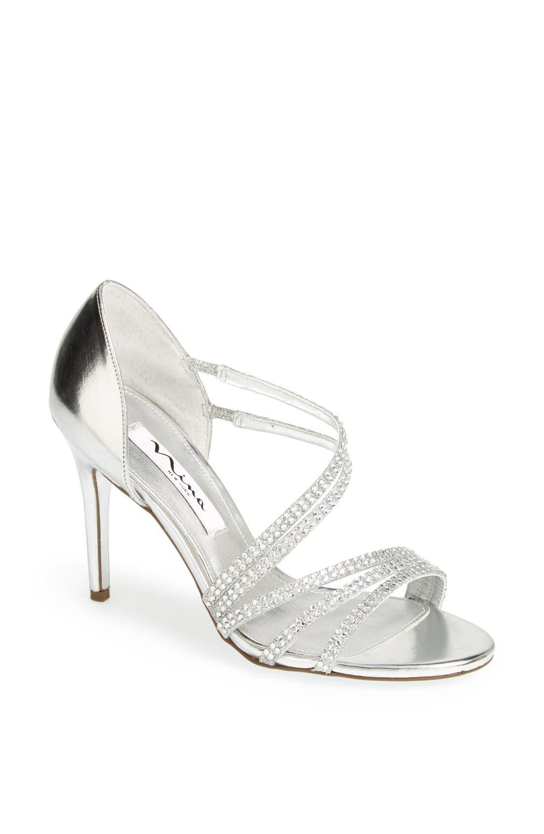 Alternate Image 1 Selected - Nina 'Coretta' Sandal